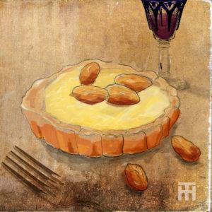 A torta de Dionísio